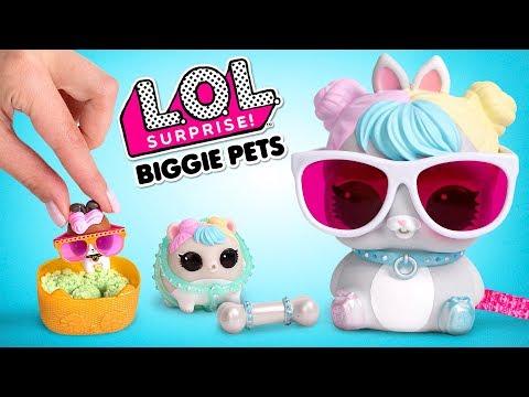 L.O.L. Sorpresa! Biggie Pets   Serie Eye Spy