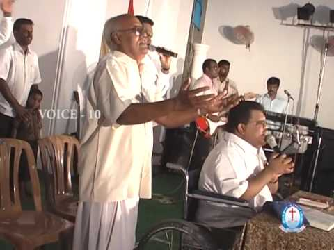 Reegan Gomez - Worship at Jesus with us Church, Nagercoil, 2010