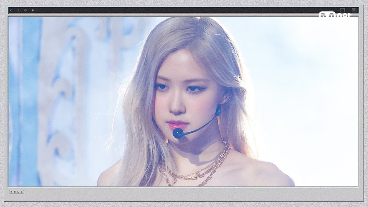 Download [ROSÉ - On The Ground] First Half of the 2021 | #엠카운트다운 EP.715