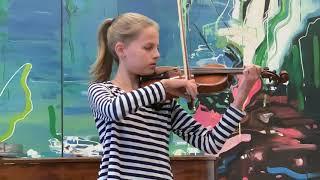 Seitz Concerto No. 5, mvt 3