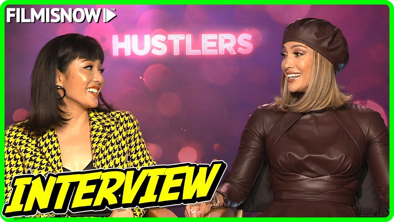 HUSTLERS | Jennifer Lopez & Constance Wu talk about the movie - Official Interview