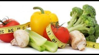 Как питаться чтобы похудеть меню на каждый день