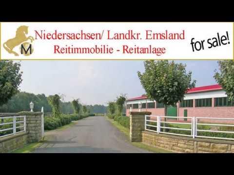 Sold - Reitanlage, Reitimmobilie, Niedersachsen Landskreis Emsland Zu Verkaufen