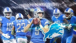 """Detroit Lions 2019 Hype Video  - """"Legends Are Made"""""""