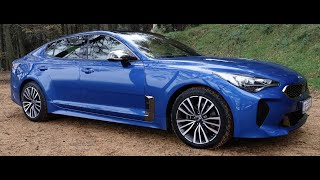 KIA Stinger review - is it a car that should worry the premium brands?
