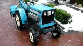 Sprzedaż używanych mini traktorków ciagników ogrodniczy. www.traktorki.waw.pl