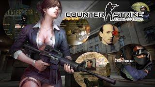 Counter Strike'ın Kısa Tarihi ve Hakkında Bilinmeyenler
