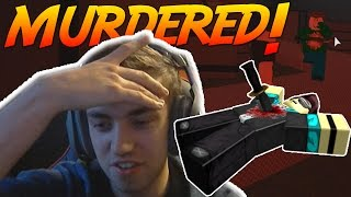 I WAS MURDERED! 😡| Roblox