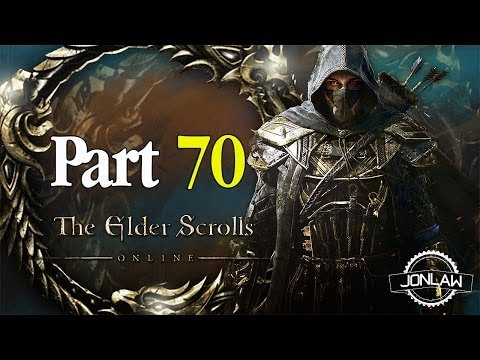 The Elder Scrolls Online Walkthrough - Part 70 RESTLESS SPIRITS (ESO PC Gameplay)