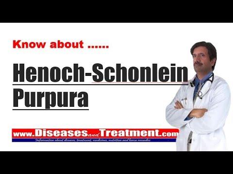 Henoch-Schonlein Purpura : causes, symptoms, treatment by Dr  Warraich  Health Channel