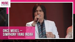 Download Lagu Once Mekel - Simphony Yang Indah | Live at HUT tvOne ke-12 mp3