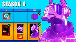 "How To Unlock ""DJ LLAMA SKIN"" in SEASON 6 of Fortnite 