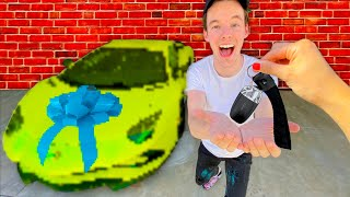 SURPRISING HIM WITH HIS DREAM CAR!!