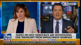 Nunes: Millions of Minds Poisoned By the Left
