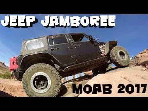Jeep Jamboree Usa 2017 19th Moab 4k Youtube