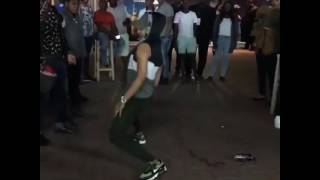 South African House dance moves