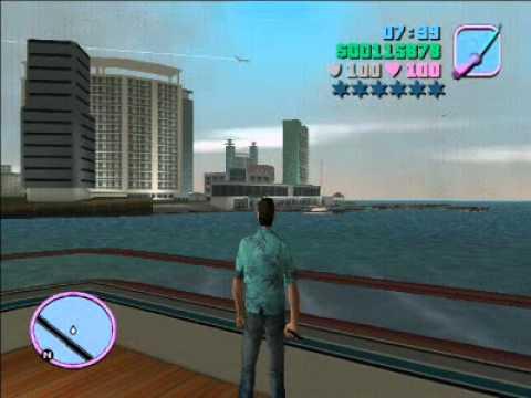 GTA Vice City - Mission 29 # Tất cả lên boong ( Game Việt Hóa )