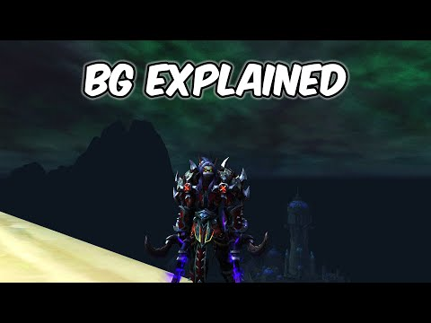 BG Explained - Havoc Demon Hunter PvP - WoW BFA 8.2