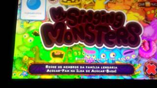 Bug para ganhar diamantes my singing monster