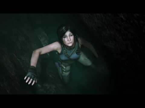 Shadow of the Tomb Raider -Underwater Survival