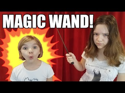 Magic Wand Really Works! Babyteeth4 Mini Movie