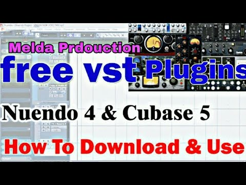 vst plugins for nuendo 4 free download