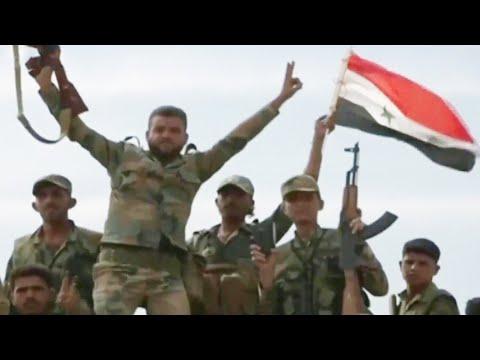 В Сирии правительственные