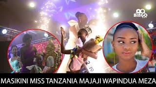 MISS TANZANIA MWAKA 2019 KILICHOMKUTA MA JUDGE WAPENDELEA? HUYU AMWAGA MACHOZI
