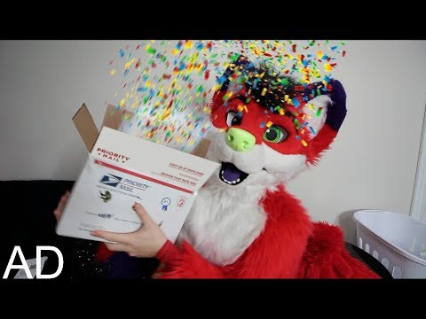 CONFETTI CANNON in a BOX!! (PO BOX #6)