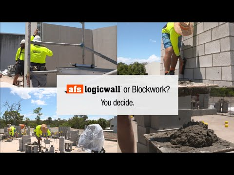 AFS Logicwall® vs Blockwork
