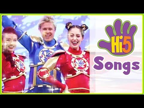 Hi-5 Songs | Starburst & More Kids Songs   Hi5 Season 15 Songs of the Week