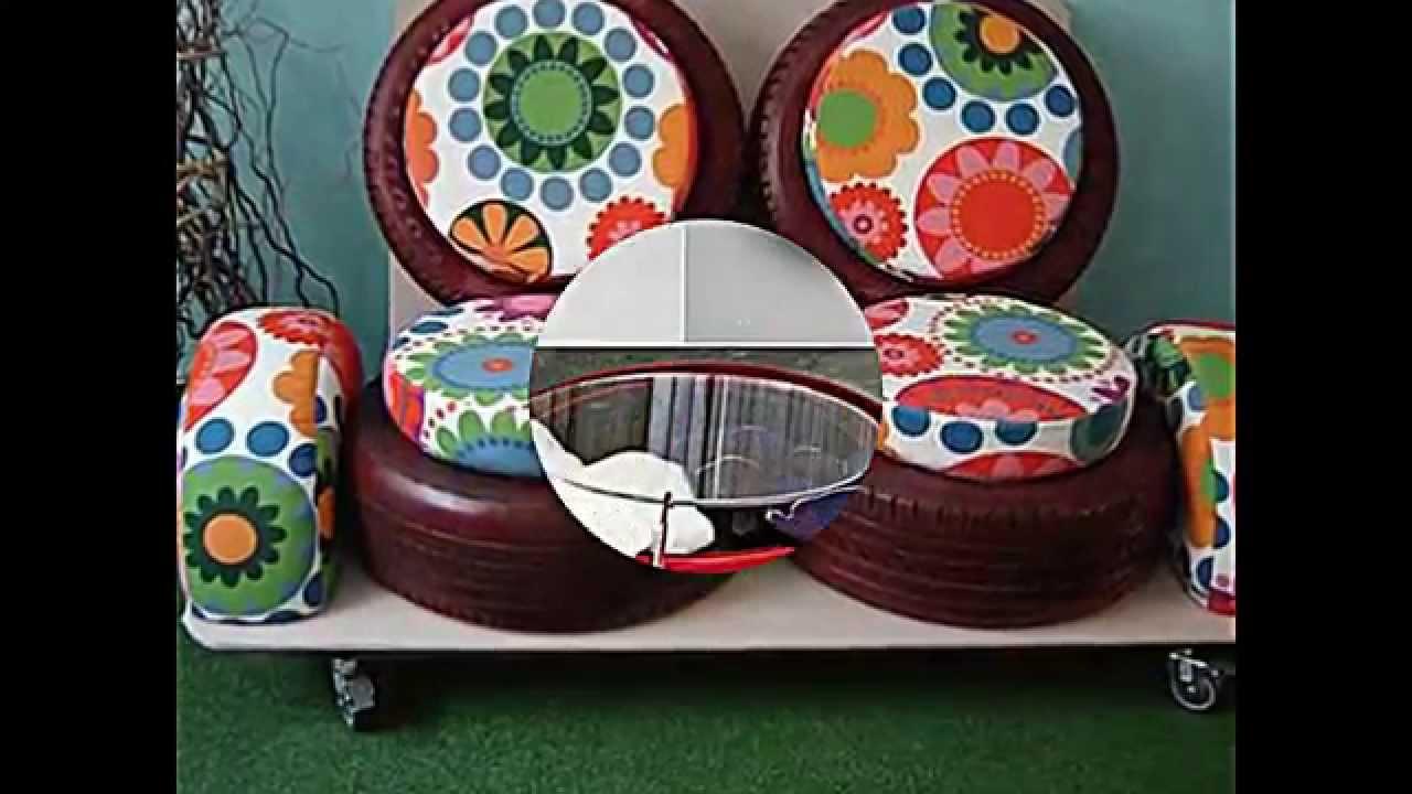 Altreifen Recycling - YouTube