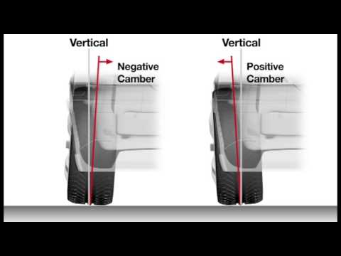 Wheel alignment when do i need a wheel alignment youtube for Mercedes benz wheel alignment specifications