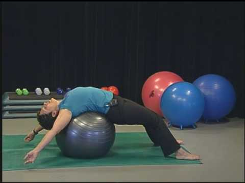 Fun Fitness: Stability Ball