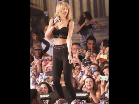 Taylor Swift's Camel Toe: 'Jimmy Kimmel Live!' Performance