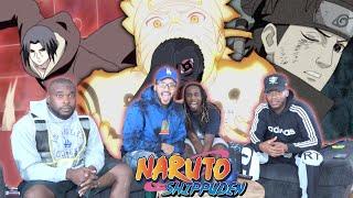 Shisui's Eye! Naruto Shippuden 298 & 299 REACTION/REVIEW