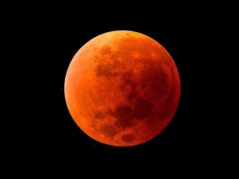 Das Passiert Mit Dem Mond Am 27. Juli!
