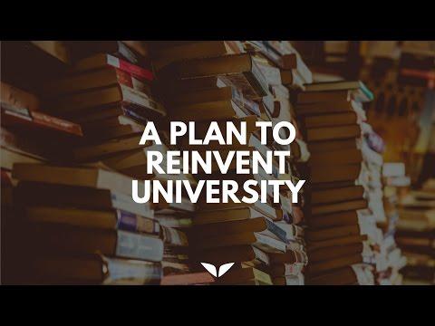 A Plan To Reinvent University: Mindvalley U.