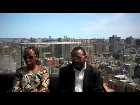 Amadou and Mariam Interview