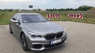 BMW M760 Li test PL Pertyn Ględzi