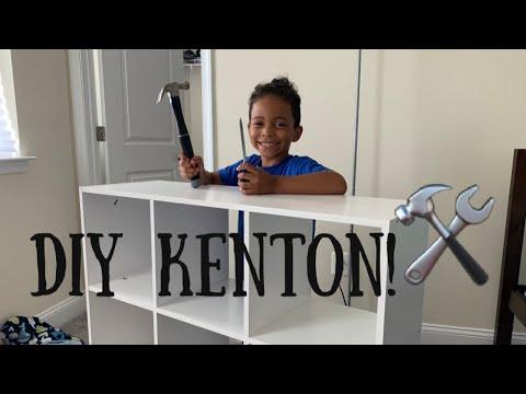 Handy Kenton | My 5 Year Old Loves DIY!!!