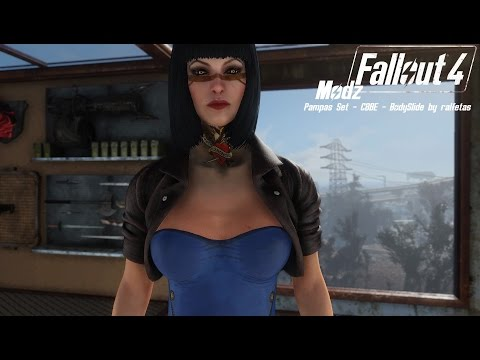Fallout 4 Modz: Pampas Set - CBBE - BodySlide Ver. 1.5