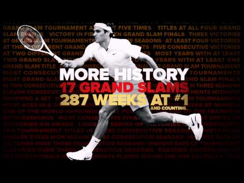 Roger Federer- Career Records and Achievements.