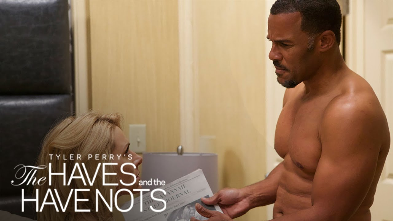 Download An Angry David Wants Answers from Maggie | Tyler Perry's The Haves and the Have Nots | OWN