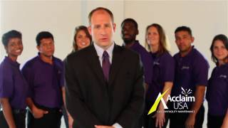 Acclaim USA - Price Service Satisfaction Open