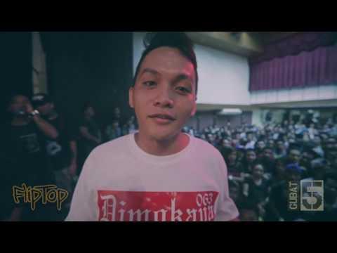 FlipTop - Marshall Bonifacio vs Jamal