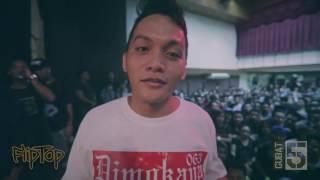 Repeat youtube video FlipTop - Marshall Bonifacio vs Jamal
