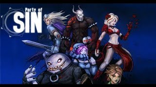 Party of Sin Gameplay [ PC HD ]