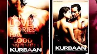 First poster of Saif Ali Khan, Kareena Kapoor Kurbaan