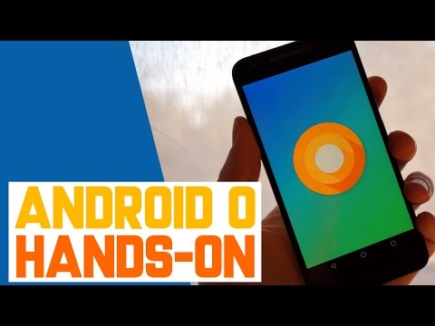 Hands-on with Android O Dev Preview 1